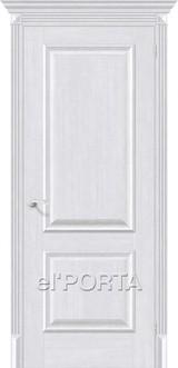 Дверь el'Porta Классико 12 Milk Oak еврошпон