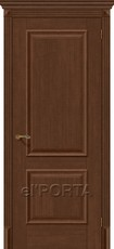 Дверь el'Porta Классико 12 Brown Oak еврошпон