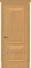 Дверь el'Porta Классико 12 Real Oak еврошпон