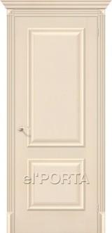 Дверь el'Porta Классико 12 Ivory экошпон