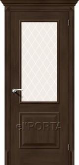 Дверь el'Porta Классико 13 Dark Oak экошпон