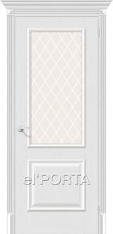 Дверь el'Porta Классико 13 Virgin экошпон