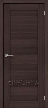 Дверь el'Porta Порта X 21 Wenge Veralinga экошпон