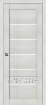 Дверь el'Porta Порта X 22 Bianco Veralinga экошпон