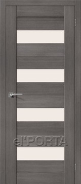 Дверь el'Porta Порта X 23 Grey Veralinga экошпон