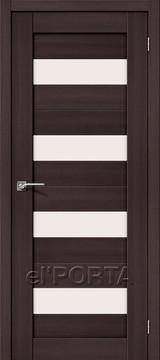 Дверь el'Porta Порта X 23 Wenge Veralinga экошпон