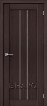 Дверь el'Porta Порта X 24 Wenge Veralinga экошпон
