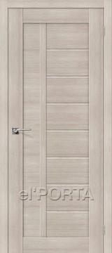 Дверь el'Porta Порта X 26 Cappuccino Veralinga экошпон