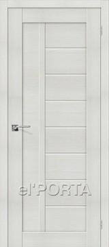 Дверь el'Porta Порта X 26 Bianco Veralinga экошпон