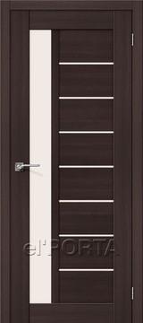 Дверь el'Porta Порта X 27 Wenge Veralinga экошпон
