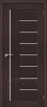 Дверь el'Porta Порта X 29 Wenge Veralinga экошпон