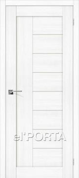 Дверь el'Porta Порта X 29 Snow Veralinga экошпон