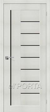 Дверь el'Porta Порта X 29 BS Bianco Veralinga экошпон