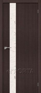 Дверь el'Porta Порта Z 51 SA Wenge Crosscut экошпон