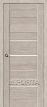 Дверь el'Porta Порта X 22 Cappuccino 3D-Graf
