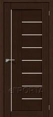 Дверь el'Porta Порта X 29 Wenge 3D-Graf