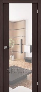 Дверь el'Porta Soft S-13 Reflex Wenge Veralinga экошпон