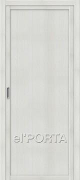 Дверь el'Porta Twiggy (раздвижная) M1 Bianco Veralingа экошпон