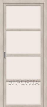 Дверь el'Porta Twiggy (раздвижная) V4 MF Cappuccino Veralinga экошпон