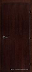 Дверь Краснодеревщик 73 00 с фурнитурой, Мореный дуб натуральный шпон