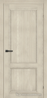 Дверь Краснодеревщик 63 23 с фурнитурой, Ноче соренто CPL