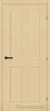 Дверь Краснодеревщик 63 44 с фурнитурой, Санжан CPL