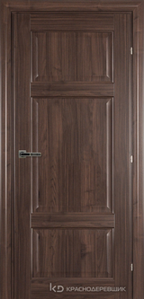Дверь Краснодеревщик 63 43 с фурнитурой, Ноче дуглас CPL