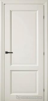 Дверь Краснодеревщик 63 23 с фурнитурой, Белый CPL