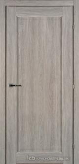 Дверь Краснодеревщик 63 39 с фурнитурой, Дуб пепельный CPL