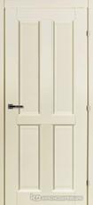 Дверь Краснодеревщик 63 44 с фурнитурой, Слоновая кость CPL