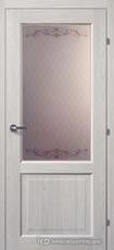 Дверь Краснодеревщик 63 24 с фурнитурой, Пиния ламинат