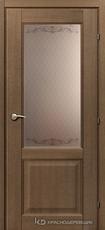 Дверь Краснодеревщик 63 24 с фурнитурой, Риэль CPL
