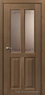 Дверь Краснодеревщик 63 46 с фурнитурой, Риэль CPL