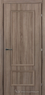 Дверь Краснодеревщик 50 23 с фурнитурой, Сонома ламинат