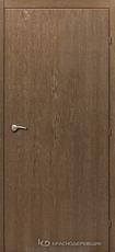 Дверь Краснодеревщик 50 00 с фурнитурой, Дуб риэль CPL