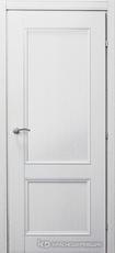 Дверь Краснодеревщик 33 23 с фурнитурой, Эмаль белая натуральный шпон