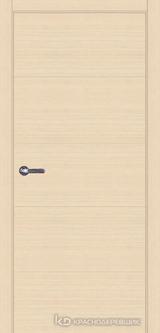 Дверь Краснодеревщик 7 00 с фурнитурой, Дуб выбеленный sincrolam