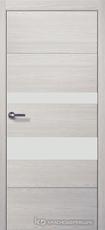 Дверь Краснодеревщик 7 03 (стекло белое) с фурнитурой, Пиния sincrolam