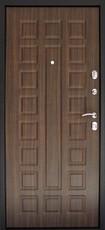 Дверь Дверной континент Сити-1 Графит  Венге