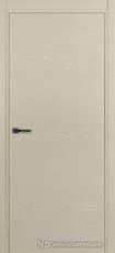 Дверь Краснодеревщик 700 с фурнитурой, натуральный шпон Эмаль жемчужная