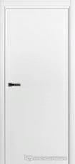 Дверь Краснодеревщик 730 с фурнитурой, MDF Эмаль белая