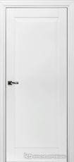 Дверь Краснодеревщик 731 с фурнитурой, MDF Эмаль белая