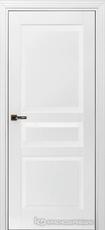 Дверь Краснодеревщик 733 с фурнитурой, MDF Эмаль белая