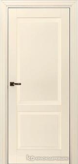 Дверь Краснодеревщик 73 2 с фурнитурой, Эмаль жемчужная MDF
