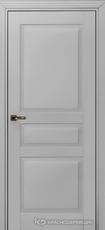 Дверь Краснодеревщик 733 с фурнитурой, MDF Эмаль светло-серая
