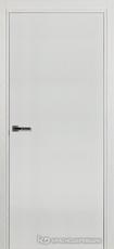 Дверь Краснодеревщик 740 с фурнитурой, натуральный шпон Эмаль белая