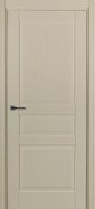 Дверь Краснодеревщик 743 с фурнитурой, натуральный шпон Эмаль жемчужная
